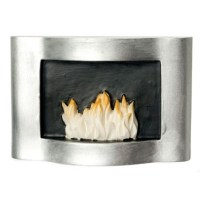 Resin Fireplace | Dollhouse Miniature Fireplaces ...