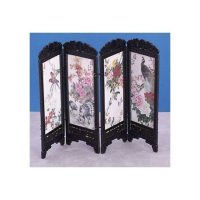 Chinese Screen, Birds | Dollhouse Bedroom Accessories ...
