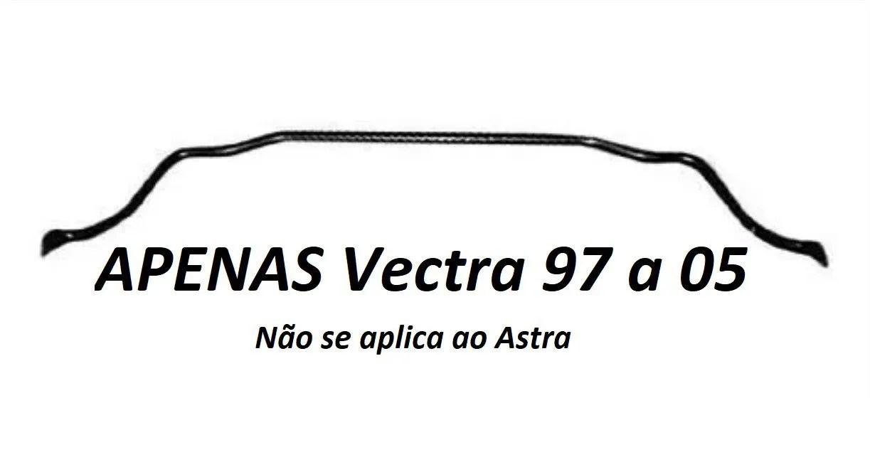 Barra Estabilizadora Dianteira Vectra 1997 1998 1999 2000