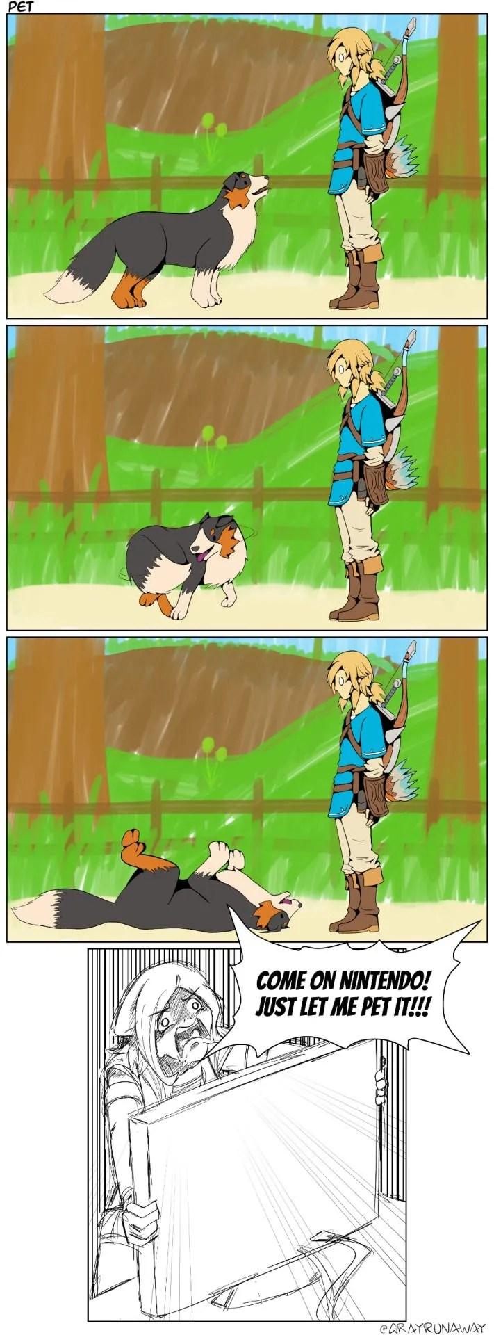 Botw Memes Clean : memes, clean, Hilarious, Zelda:, Breath, Memes, Perfect