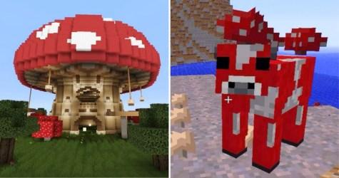 Minecraft: Everything You Need To Know To Grow Mushrooms