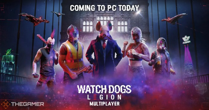 TheGamerWebsite – Watch Dogs: Legion Multiplayer Is Finally Available On  PC: Steam-News