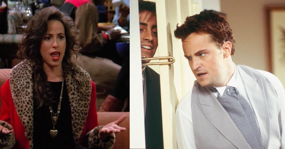 The Chandler Bing Quiz That Even Janice Would Fail TheQuiz