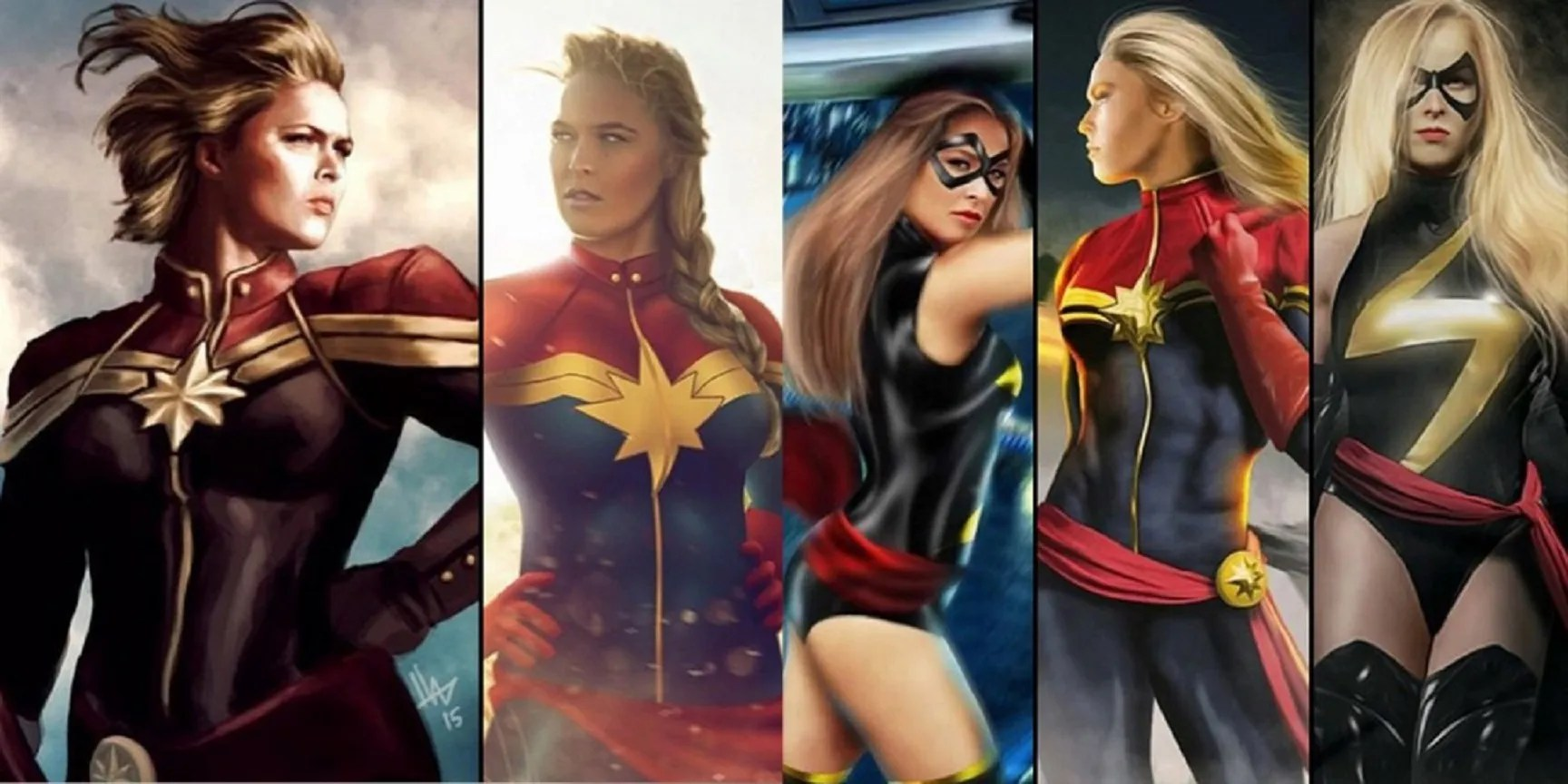 Ronda Rousey Offered Role of Captain Marvel in Adult Film
