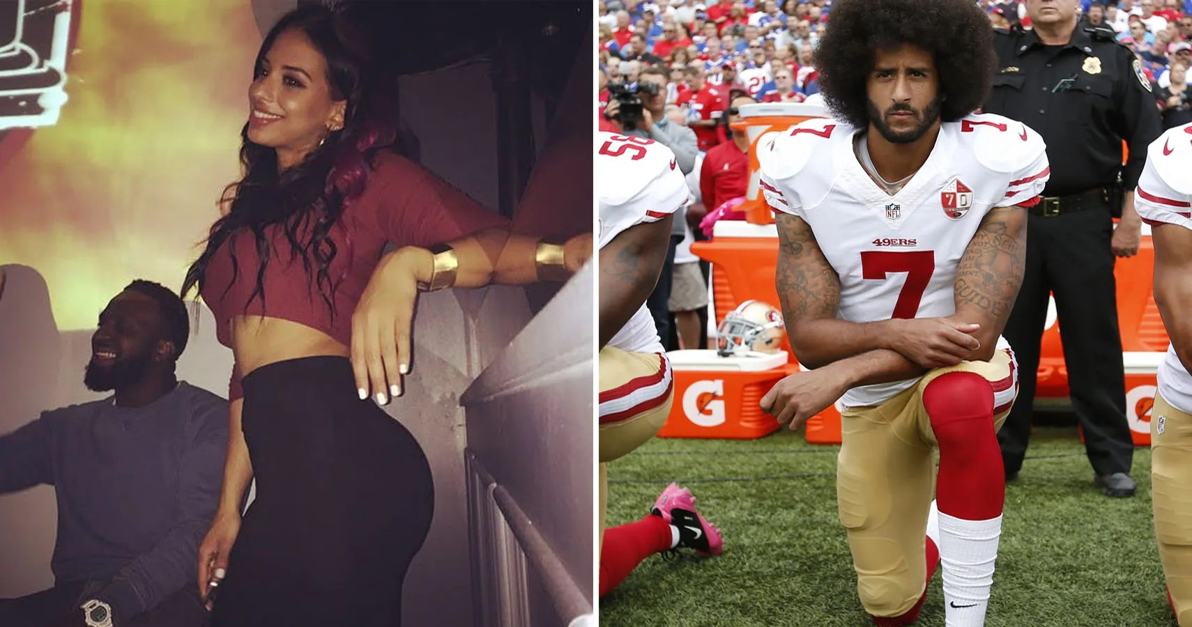 Pictures Of Nessa That Will Make Colin Kaepernick Take A Knee