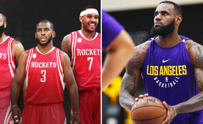 Every Nba Team S Current Big 3 Officially Ranked