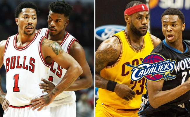 Ranking Every Nba Team S Current Starting Lineup If They