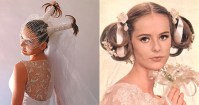 15 Brides Who Are Having An Unbelievably Bad Hair Day ...
