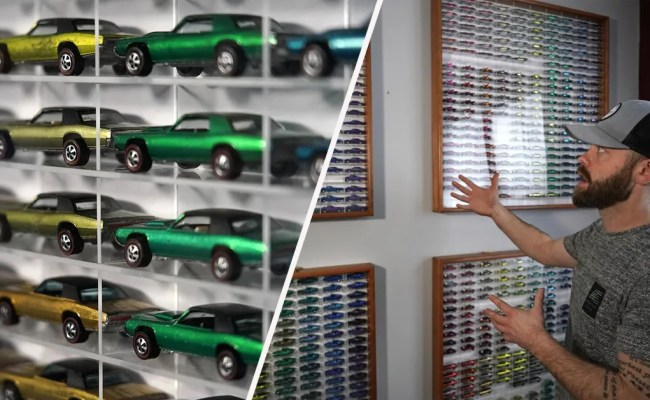 15 Toy Cars Real Car Collectors Covet And How Much They