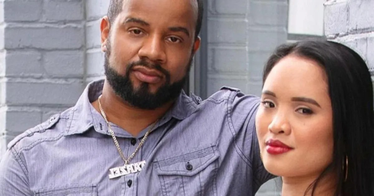 90 Day Fiance: As Tarik And Hazel Get Married. Hazel Worries About Coming Out To Her Parents As Bisexual