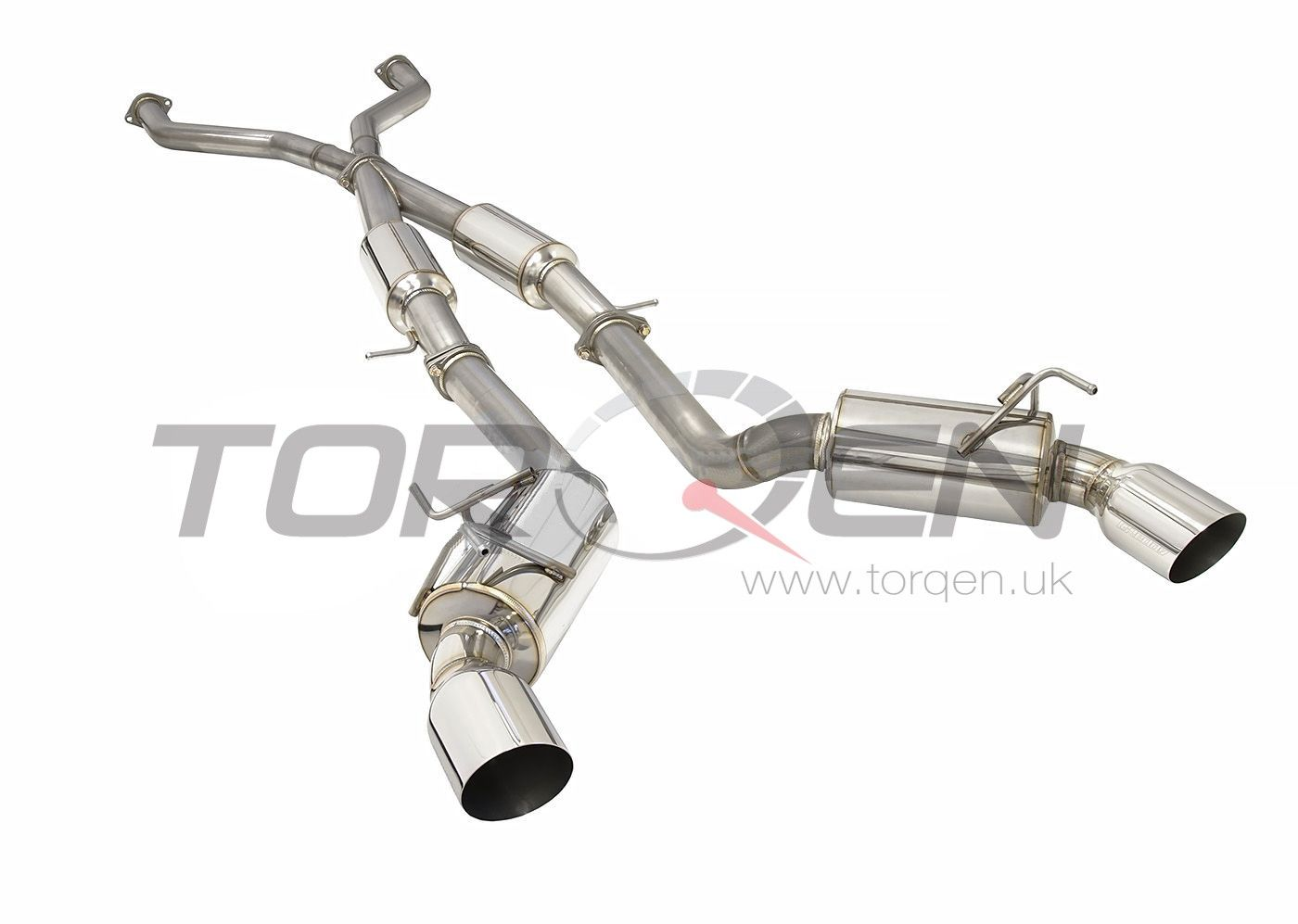370z Greddy Evolution Gt 304 2 5 To 3 Stainless Steel