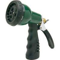 Water Miser Spray Nozzle - Commercial 6 Pos. Garden Hose ...