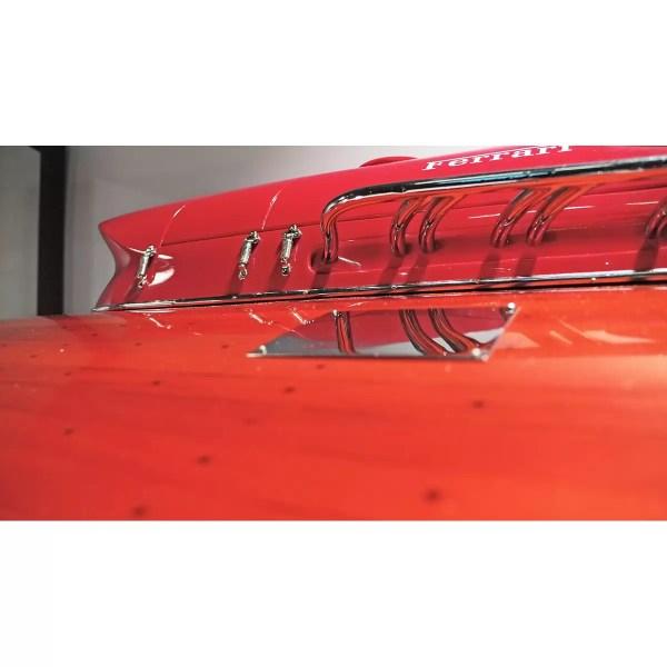 Ferrari Hydroplane Motorcsónak makett