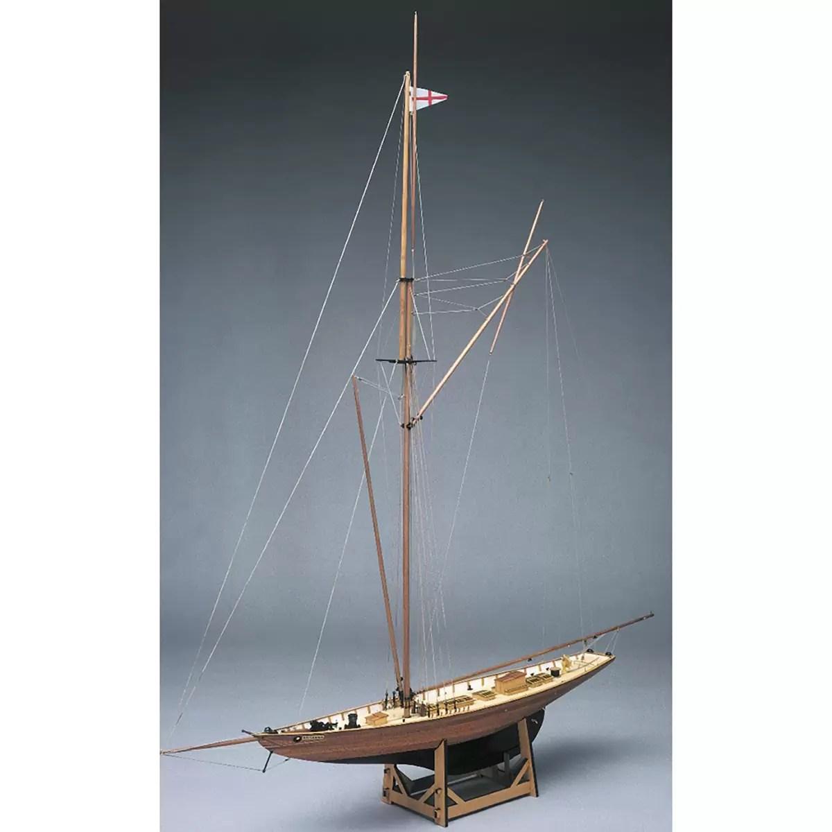 Britannia hajómakett építőkészlet Mantua