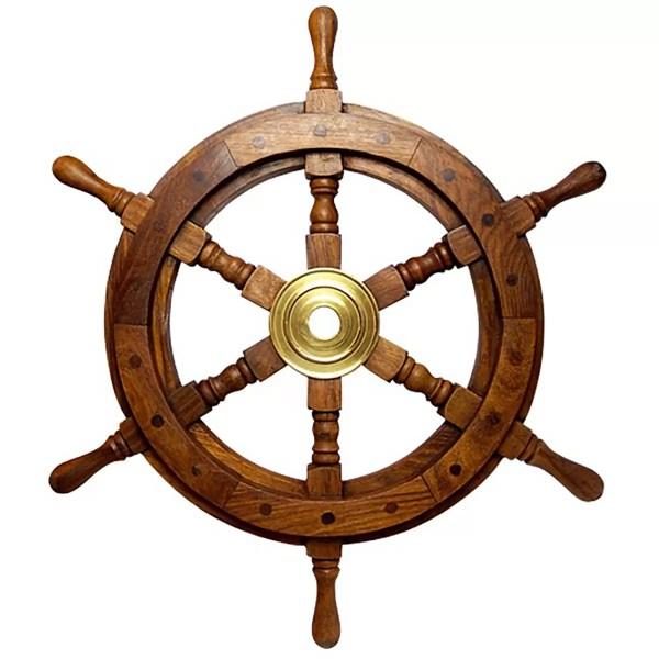 Hajókormány L30 Kormány, Horgony