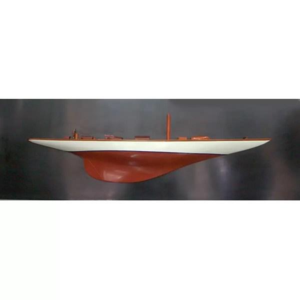 Shamrock félvitorlás kép Falikép (fél-vitorlás)