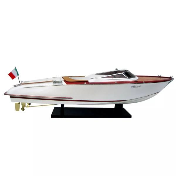 Riva Aquariva Gucci 2011 makett Motorcsónak makett