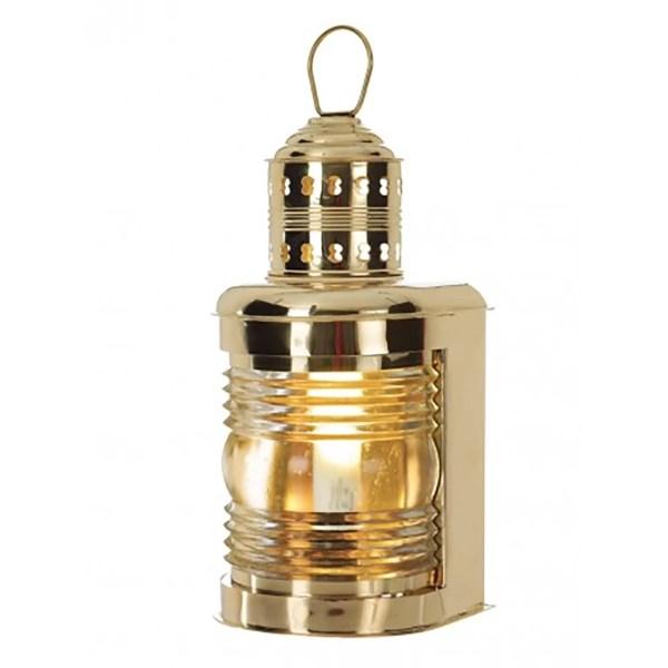Hajótat fedélzeti lencsés lámpa 37 cm Lámpa