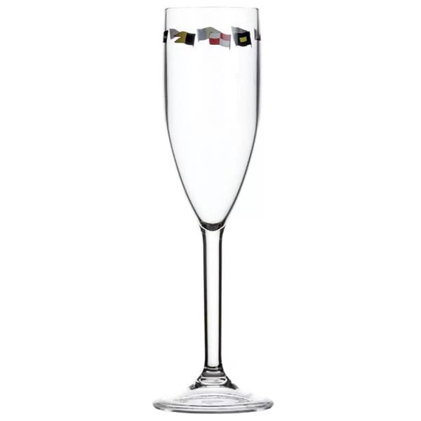 6 db pezsgős pohár Regata Borkellék, Konyha