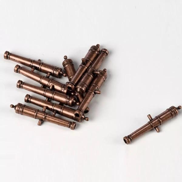 Fém ágyúcső 27mm 1 darab Kiegészítők