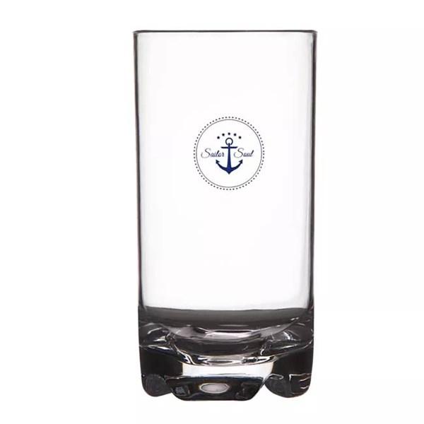 6 db longdrink pohár Sailor Soul Borkellék, Konyha