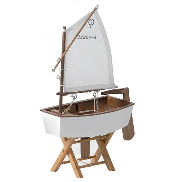 Optimist 17cm Balatoni hajómakett