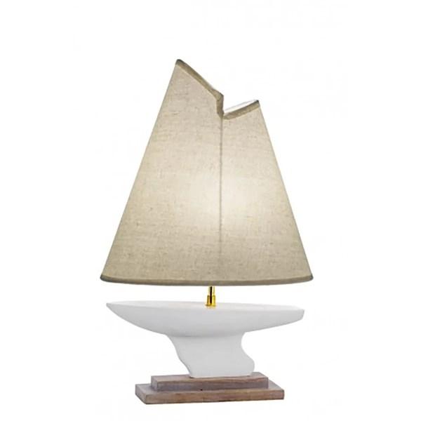 Cirkáló vitorlás éjjeli lámpa Lámpa