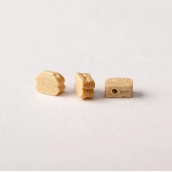 Csiga blokk egy soros 3 mm 10 darab Kiegészítők