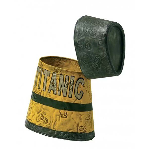 Titanic kémény tároló 31 cm Hajóláda, tároló