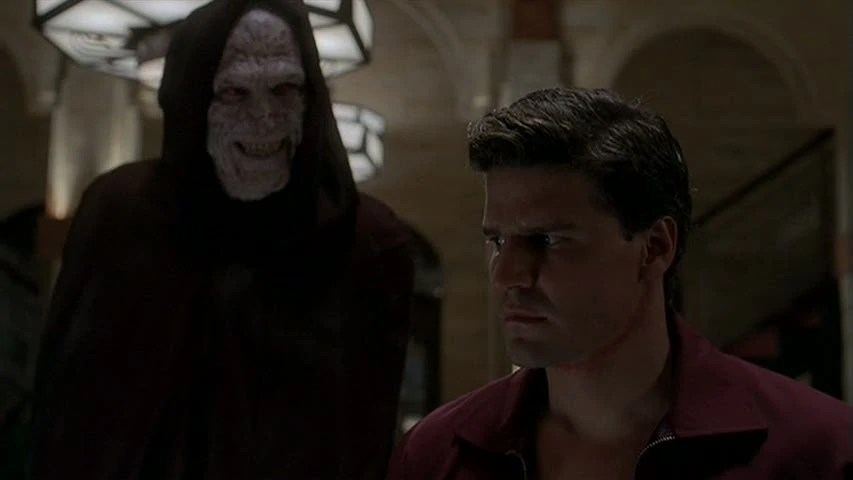 Are You Now or Have You Ever Been  Buffy the Vampire