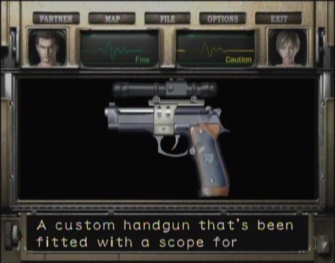Resident Evil Remake Jewelry Box Style Guru Fashion