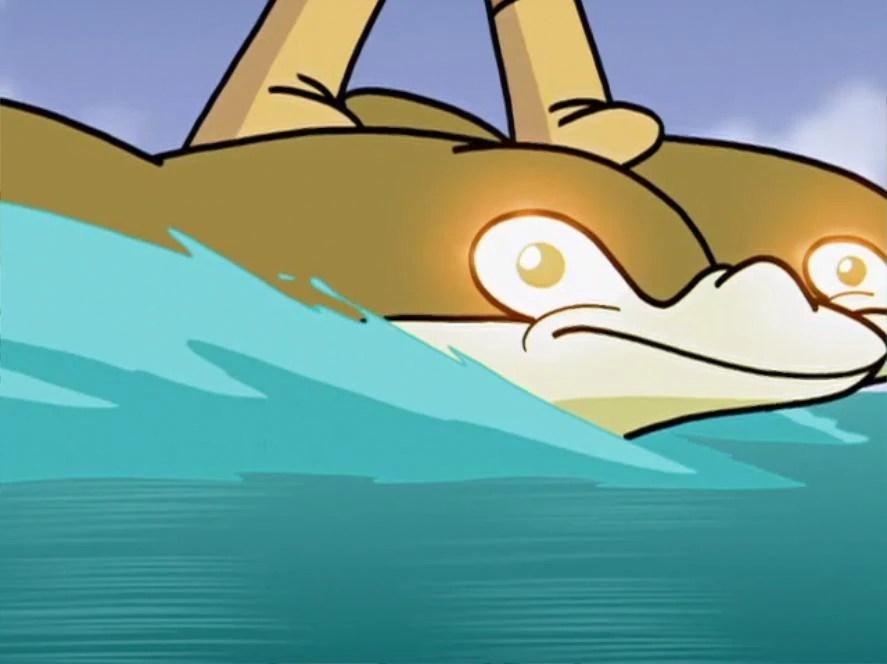 Rhinoceros Dolphin  The Secret Saturdays Wiki