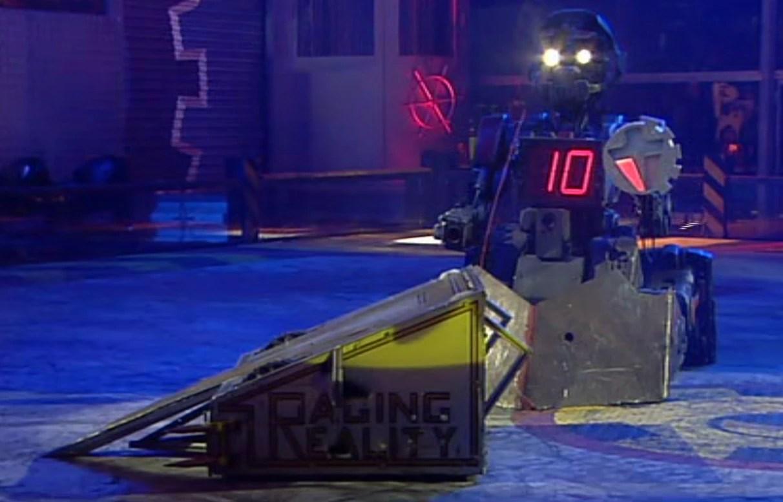 Robot Wars Extreme Series 2Annihilator  Robot Wars Wiki