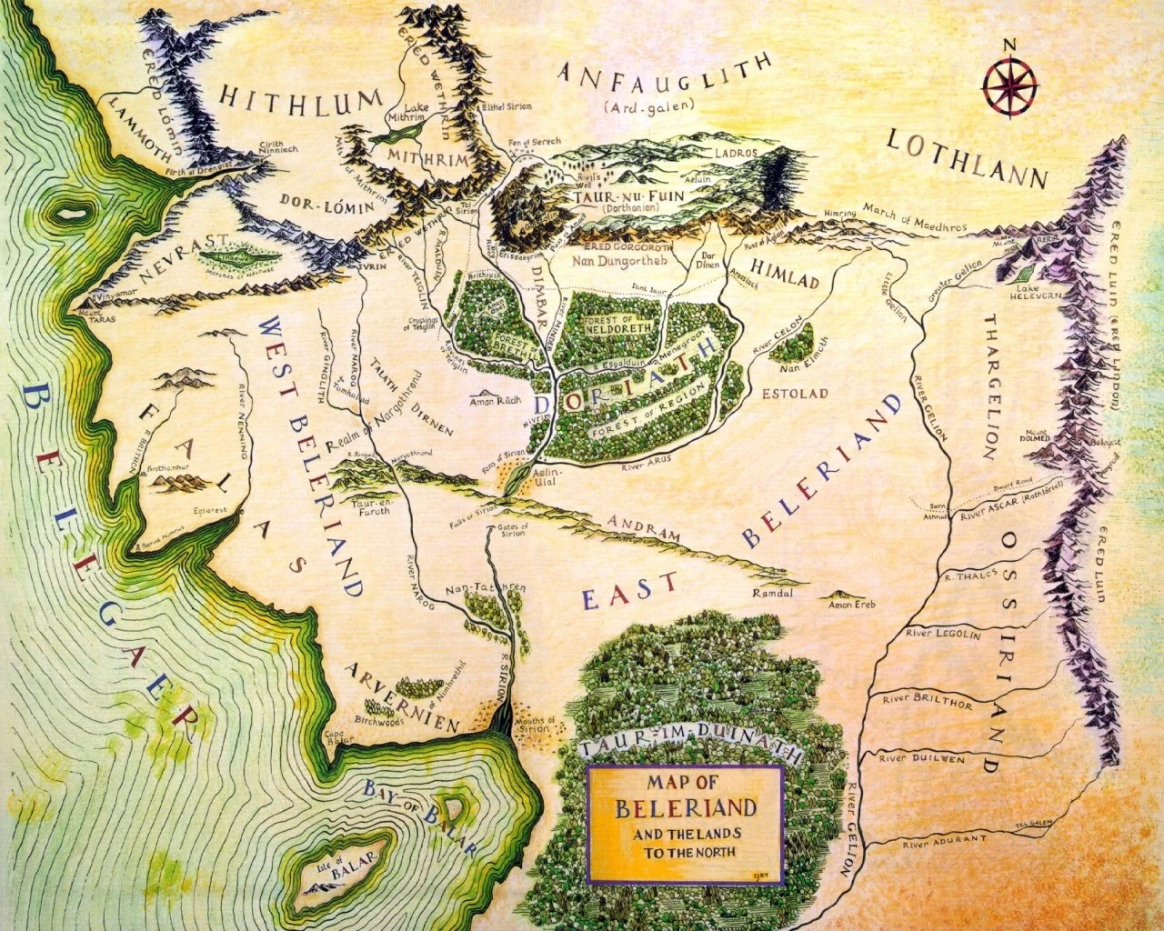 Why Do So Many Fantasy Maps Share This Feature? | Petros Jordan Wikia Maps on