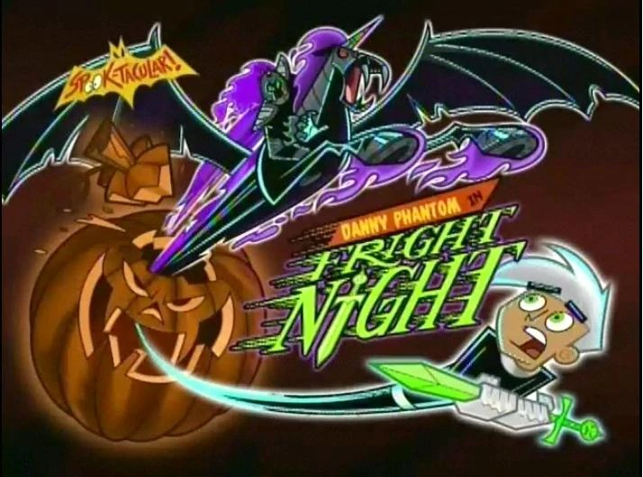 Animated Jungle Wallpaper Danny Phantom Fright Night Halloween Wiki