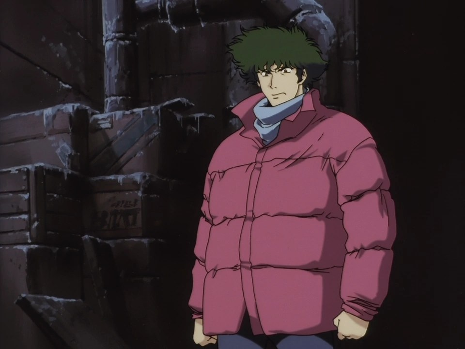 Anywhere i can find a pink coat like spike 39 s cowboybebop for Spiegel young money etf