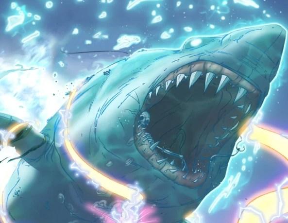 Spectral shark