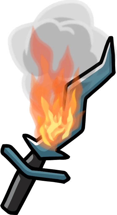 Flaming Sword Scribblenauts Wiki