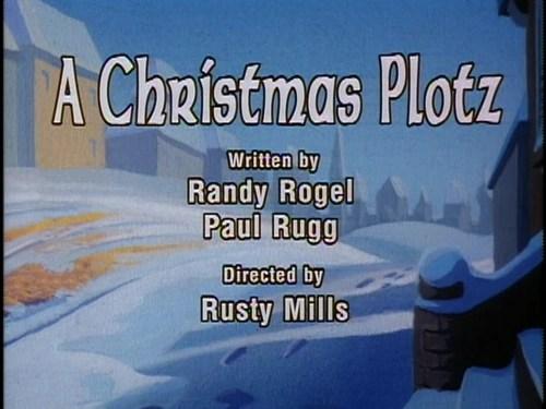 Episode 49 Very Special OpeningA Christmas PlotzLittle