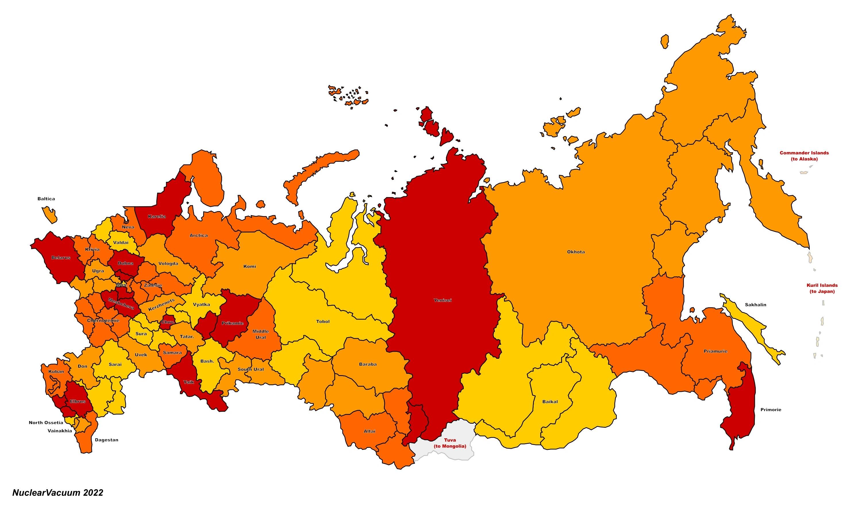 Republics Of Russia Russian America