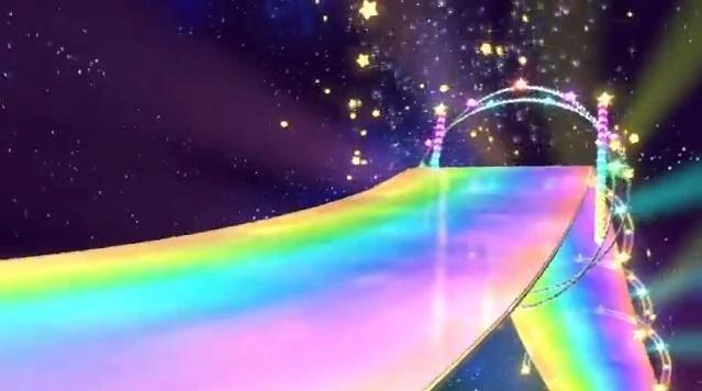Rainbow Road Smashpedia The Super Smash Bros Wiki