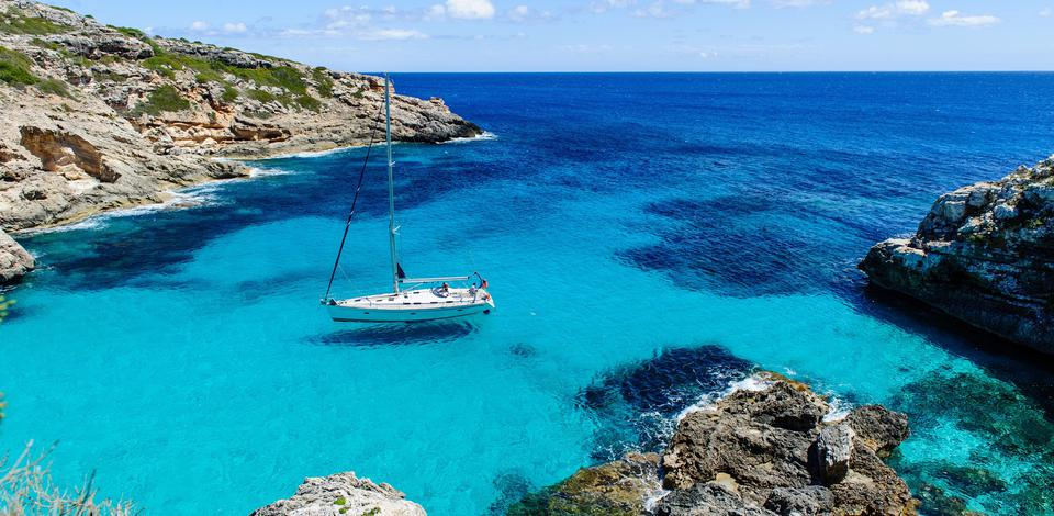 Mediterranean Sailing Holiday Yacht Vacation In The Mediterranean Yachtico Com