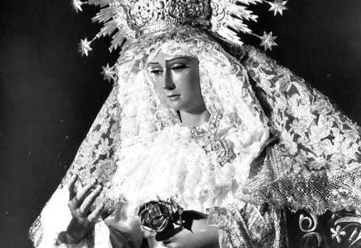 La Virgen de la Cabeza de las Siete Palabras