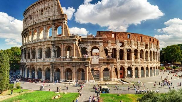 Esta es la desconocida razón por la que el Coliseo de Roma ha ...