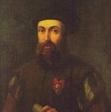 Portrait of Fernando de Magallanes