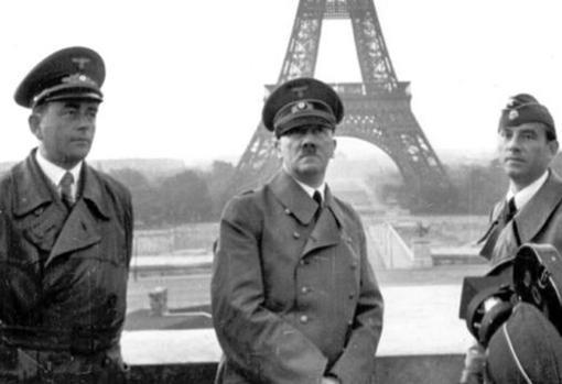 Hitler en Francia