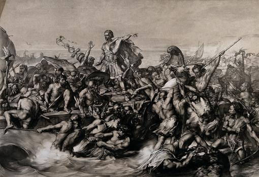 Invaasión de César a Britania