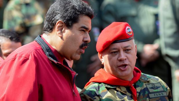 Maduro le pidió a un exmagistrado de Chávez eliminar a Diosdado ...