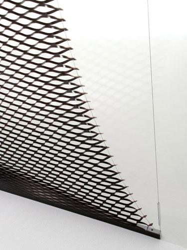 Franco Poli T Net Room Divider