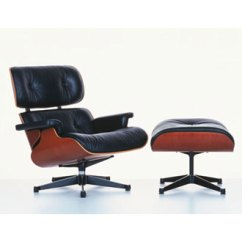 Charles Eames Lounge Chair Guitar Stand And Ray Ottoman